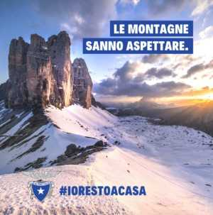 Итальянский альпийский клуб призвал альпинистов и туристов воздержаться от поездок в горы