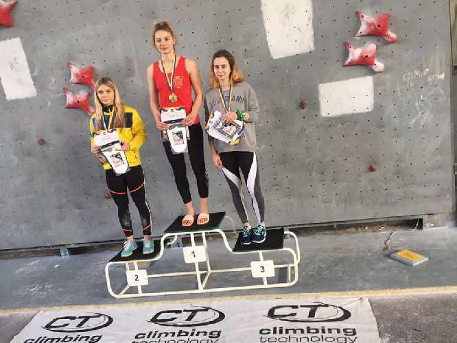 В Крменчуге завершился студенческий Чемпионат Украины по скалолазанию. Фото fais . org . ua
