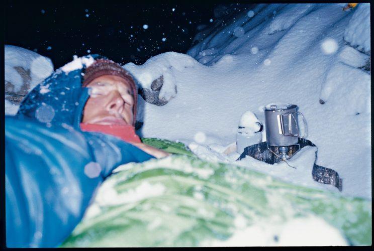Бивак на К7. Фото Steve House