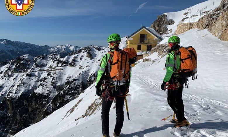 Фото Alpine and Speleological Rescue Veneto - CNSAS