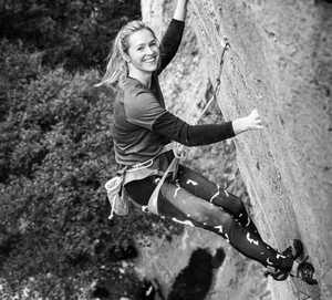 Джулия Шанорди становится третьей в мире скалолазкой, которая прошла маршрут категории 9а+!