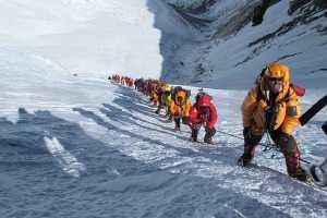 Альпинистский сезон 2020 в Непале отменен