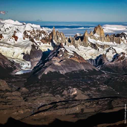 El Parque Nacional Los Glaciares