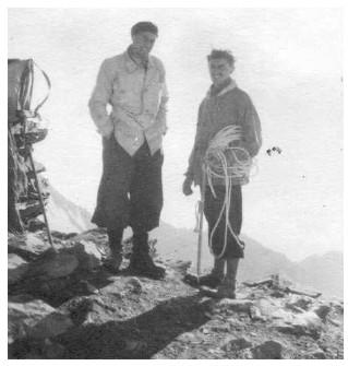 Богдан Яцив и Игорь Суховерский. Фото 100krokiv . info