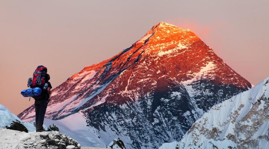 Эверест. Фото Daniel Prudek