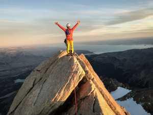 Приключение швейцарцев в Патагонии: Роджер Шали и Йонас Шильд прошли сложнейшие скальные маршруты