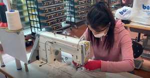 Всемирно известная аут-дор компания La Sportiva переключила производство на выпуск защитных масок для лица