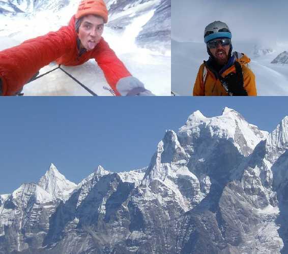 Виталий Мусиенко, Коннор Чилкот (Connor Chilcott), Малангхутанг (Malangphutang, 6 573 метров)