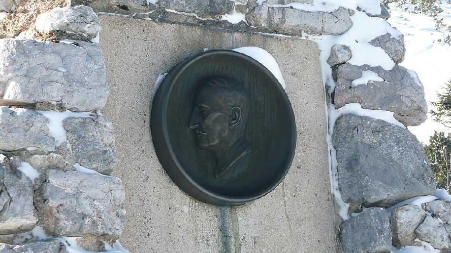 Мемориал Фрица Бенеша (Fritz Benesch, 1864-1949)