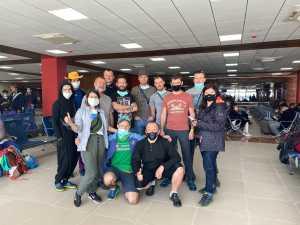 Украинские туристы, застрявшие в Непале из-за карантина, вылетают в Украину
