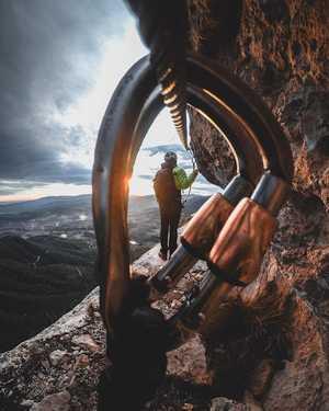 Фото дня: мир сквозь призму карабина