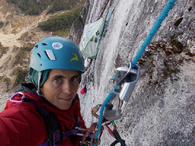 Сильвия Видаль (Sílvia Vidal) в чилийской Патагонии