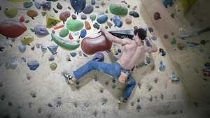Адам Ондра: тренировки в режиме самоизоляции