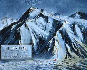 История первого восхождения на Гашербрум I: последний шанс для американцев