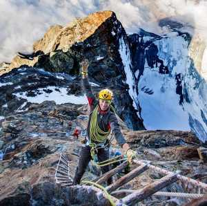 Раритет альпинизма: старые веревочные лестницы были проданы за более чем 14 000 Евро