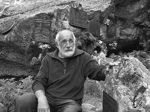 В возрасте 85 лет умер выдающийся словацкий альпинист Ян Дюрана