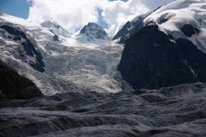 В альпийских ледниках обнаружены радиоактивные следы чернобыльской катастрофы