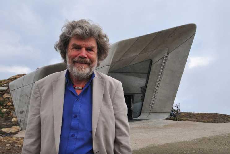 Райнхольд Месснер (Reinhold Messner)
