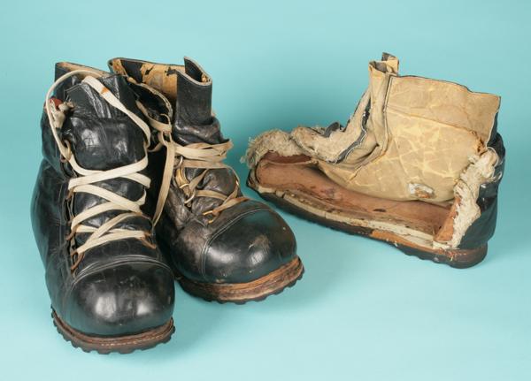 Достижением исследования SATRA стали очень теплые, более легкие и низкие ботинки, которые установили своеобразный стандарт альпинистского производства на многие годы вперед.