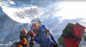 Украинские альпинисты собирают деньги в помощь непальским шерпам