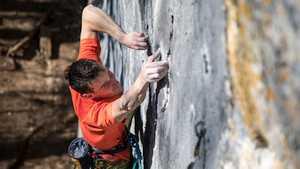 Алессандро Зени открывает второй самый сложный скалолазный маршрут в Швейцарии: