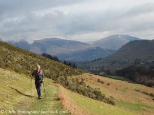 Прогулка по окрестным холмам