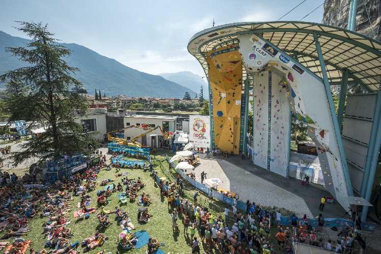 Самый престижный фестиваль в мире скалолазания перенесен на год