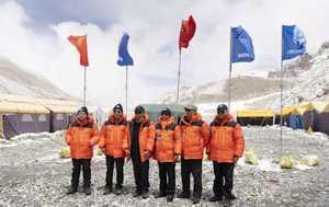 Эверест: вторая попытка штурма вершины