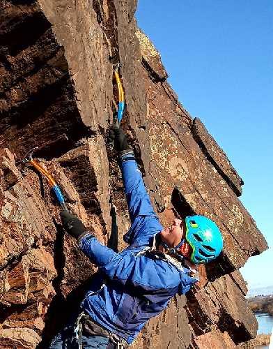 Драйтулінг на криворіжських скелях
