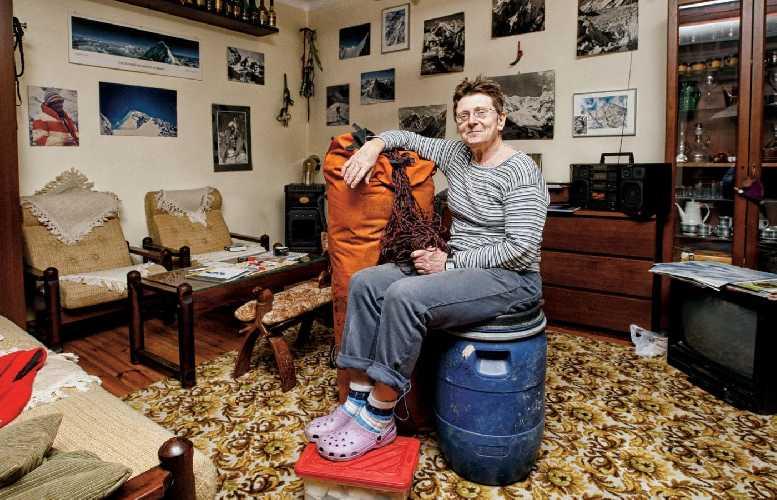 """Анна Червиньска : """"на Эвересте, на высоте в 8000 метров наихудшим чувством было одиночество"""""""