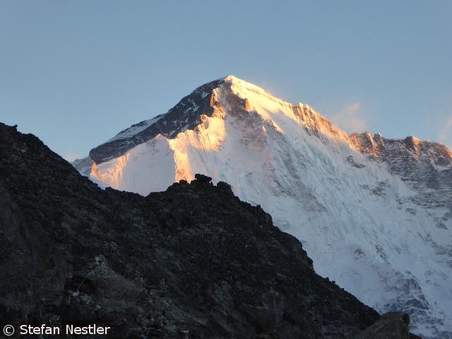 непальская сторона восьмитысячника Чо-Ойю
