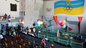 Никополь примет чемпионат Украины по скалолазанию среди  молодежи