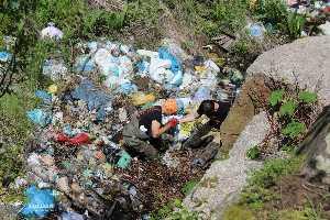 """эко-акция """"Чистый Коростышев"""". Фото Тарас Поздний, Яна Ростем"""