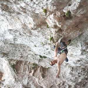 Хосе Луис Палао открывает новый маршрут категории 9а+: