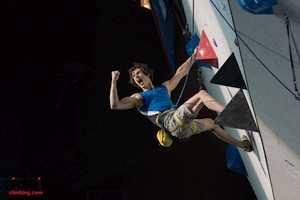 Скалолазание включено в программу чемпионата Европы по летним видам спорта 2022 года