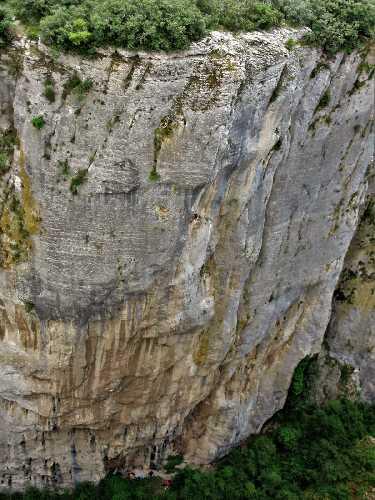 скалы Etxauri