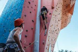 В Одессе прошел финал соревнований по технике альпинизма памяти МСМК Владимира Могилы