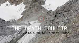 Кулуар смерти: анализ и статистика самого опасного участка восхождения на вершину Монблана