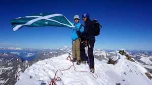 11-летний подросток из Великобритании стал самым молодым альпинистом в мире, который поднялся на вершину Маттерхорна с Швейцарской стороны