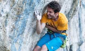 Стефано Гизольфи открывает новый маршрут в Италии: 'The Bow' категории 9a+