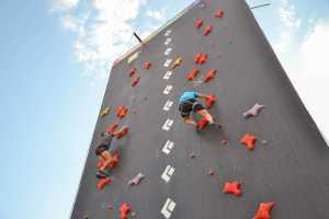 В Мариуполе состоится большой скалолазный фестиваль