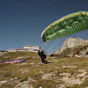 Нирмал Пурджа: Первый полет на параплане как маленький шаг к следующей миссии