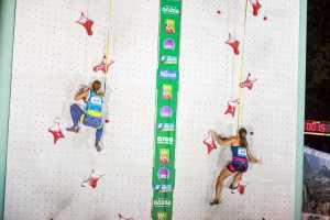 Международная федерация спортивного скалолазания впервые провела виртуальный международный турнир