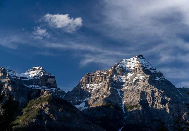 гора Эон (Mount Eon, 3035 метров). Фото Pat Morrow