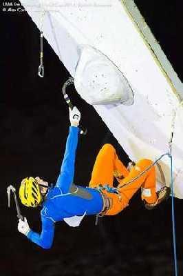Календарь международных соревнований по ледолазанию на 2022 год