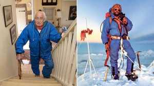 Легендарный британский альпинист Даг Скотт болен неоперабельным раком головного мозга