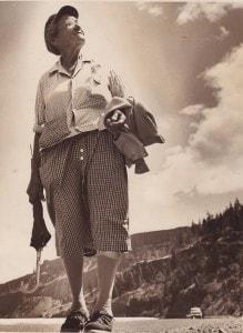 Прогулка длиной в 3500 километров: как 67-летняя Эмма Гейтвуд стала самой знаменитой туристкой в США