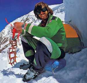 Ровно 40 лет тому назад Райнхольдом Месснером было совершено первое в истории соловосхождение на Эверест