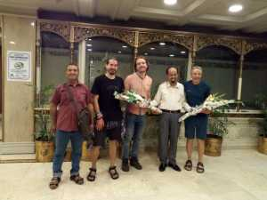 Чешская экспедиция на непройденный пик Мучу Чхиш (Muchu Chhish): команда получила пермит и вышла на треккинг
