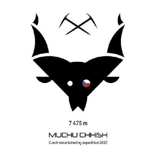 Логотип чешской экспедиции на Мучу Чхиш (Muchu Chhish)